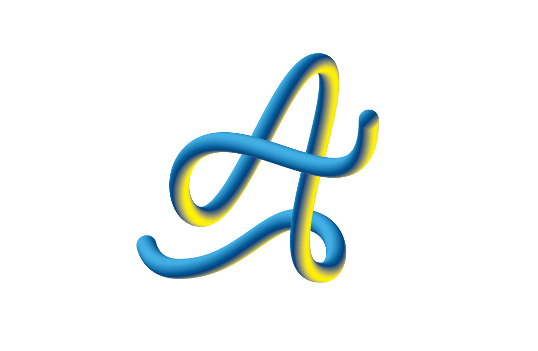 create-3D-letters-adobe-illustrator